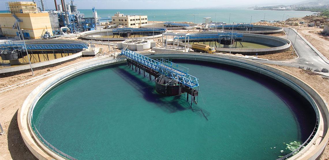 Tripoli Wastewater Treatment Plant Butec